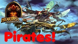 Hearthstone – Pirate Warrior deck!
