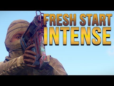 UN FRESH START INTENSE ! Rust Solo
