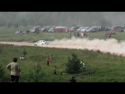 Elektrėnai Rally 2016 SS5