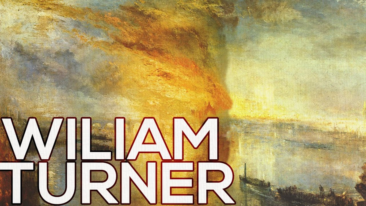 Download William Turner: A collection of 1530 paintings (HD)