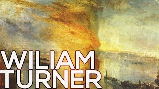 William Turner: A collection of 1530 paintings (HD)