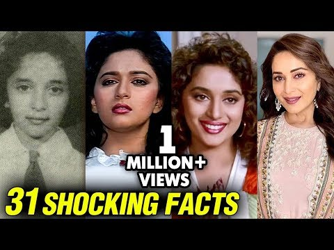 Madhuri Dixit 31 SHOCKING And Unknown Facts  Happy Birtay Madhuri Dixit