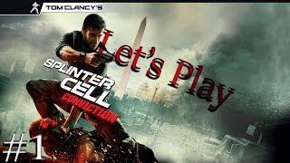 Splinter Cell: Conviction [Xbox One] - Twitch Stream - Part 1