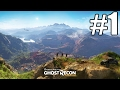 The FGN Crew Plays: Tom Clancy's Ghost Recon Wildlands Gameplay Closed Beta #1 Amaru's Rescue (PC)