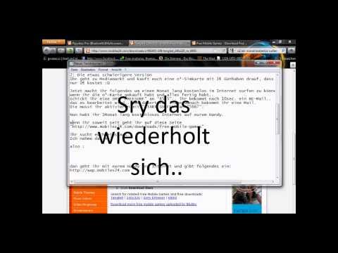 Samsung f480i Spiele Deutsch[HD]