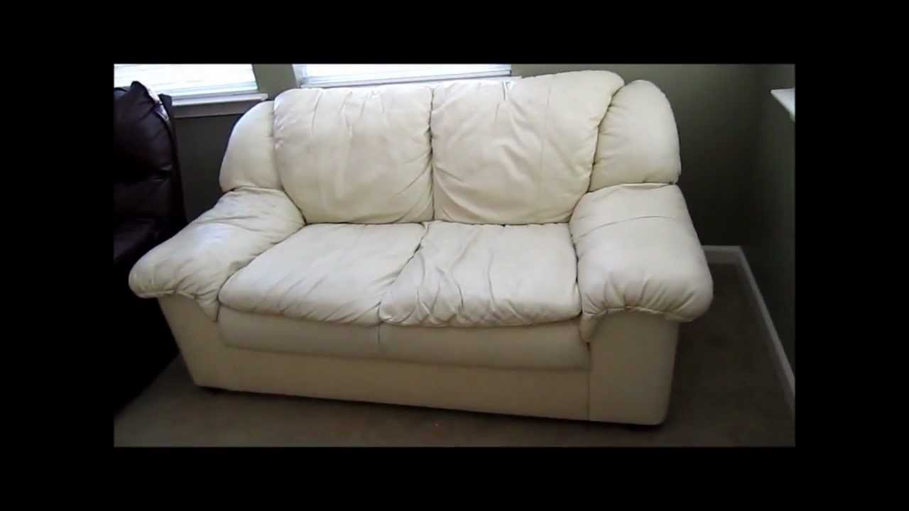 Review Followup Not All Leather Furniture Are Equal Youtube