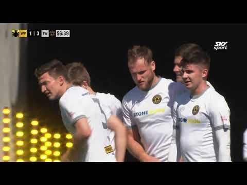 ISPS Handa Premiership - Wellington Phoenix Reserves v Team Wellington