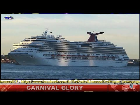 CARNIVAL GLORY  CCL  YouTube