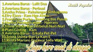Gambar cover Lagu Karo Terpopuler (Selow)  terbaru Hits.