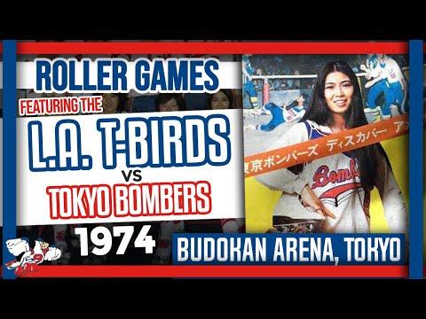1974 Tokyo Bombers vs LA T-Birds from Tokyo