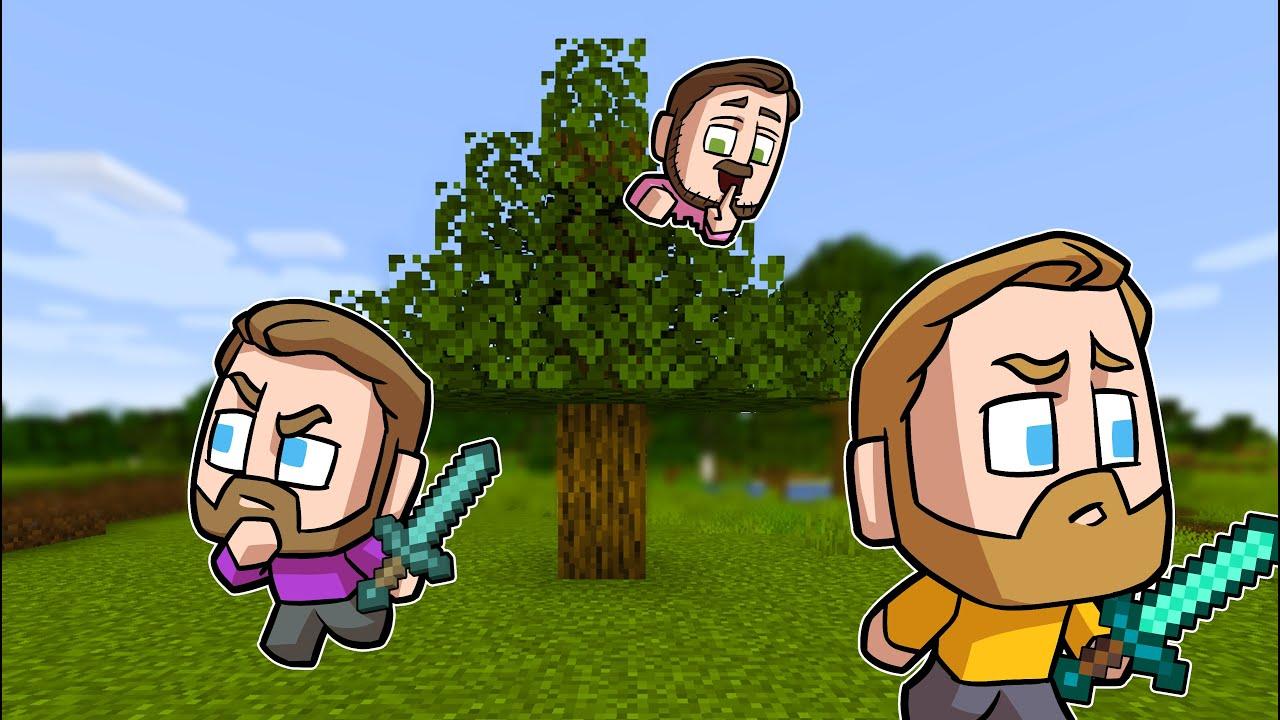Minecraft Speed Runner Vs. Hunters!