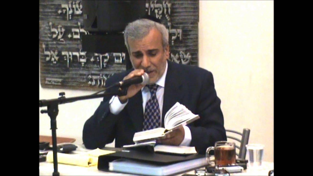 יחיאל נהרי איך בונים תפילת שחרית במקאם ביאת