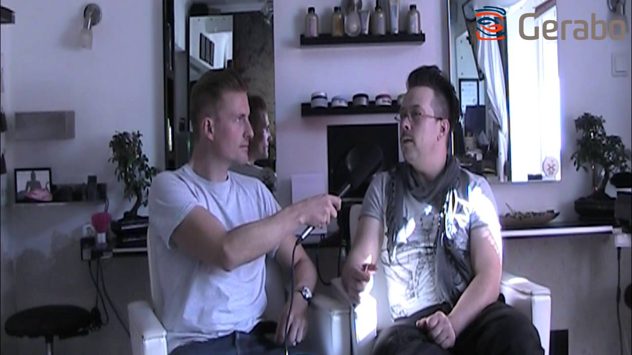 Gerabo Bei Shape Hairstyle Hh Eppendorf Youtube