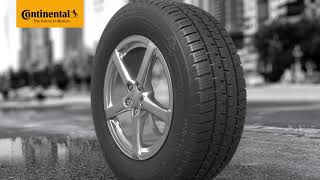 INFOSHINA: Обзор всесезонных шин Continental VanContact 4Season