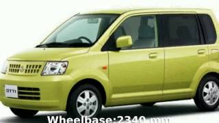 2005 Nissan Otti RS Four - Specs & Features