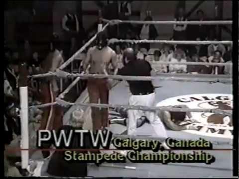 Pro Wrestling This Week - December 6, 1986