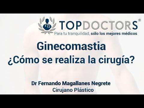 Ginecomastia: Causas y cirugía