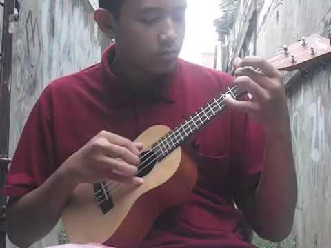 (Ismail Marzuki) Indonesia Pusaka Ukulele