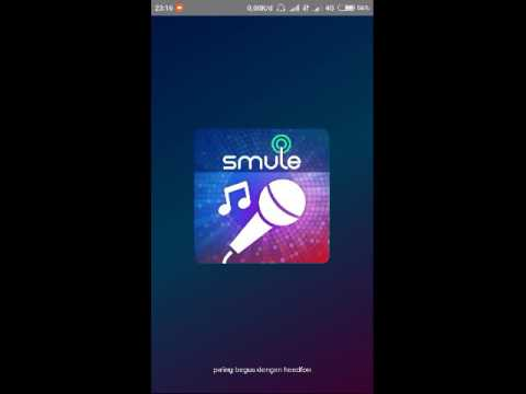 Tutorial Hide Group Collab Smule via Android - YouTube