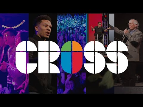 CROSS - A livestream event for 18-25 year-olds - CROSS