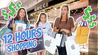 12 Hour Shopping Challenge! Its R Life