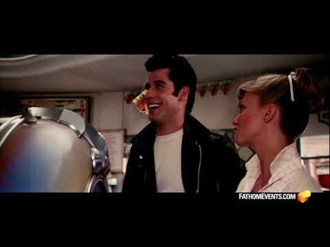Grease 40th Anniversary (1978) Trailer