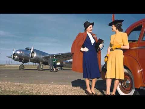 1940 AIR TERMINAL, Hobby Air Museum Visit