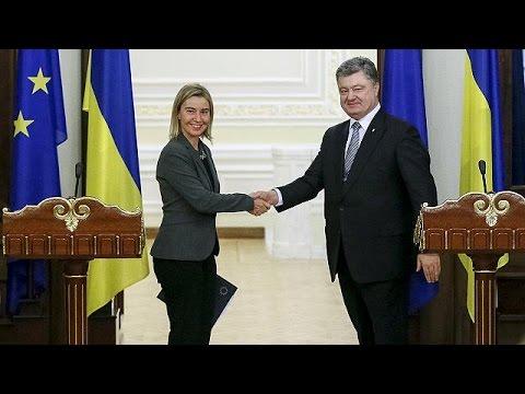 L'UE presse Kiev d'adopter sa réforme anticorruption