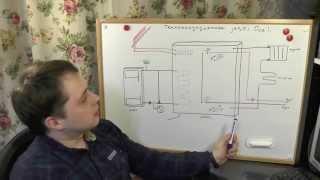 Теплоаккумуляторы, схема работы. И куда он нужен(Немного о теплоаккумуляторах, очень интересная и в тоже время простая технология, для сохранения тепла...., 2015-02-01T21:39:28.000Z)
