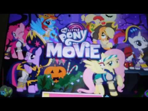 Ночь Кошмаров В Игре My Little Pony От Gameloft (1 часть)