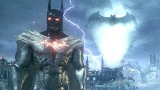Batman Arkham Knight Nightmare Batman Combat & Free Roam