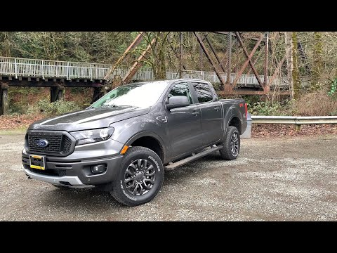 2019 Ford Ranger Review - Minor Annoyances