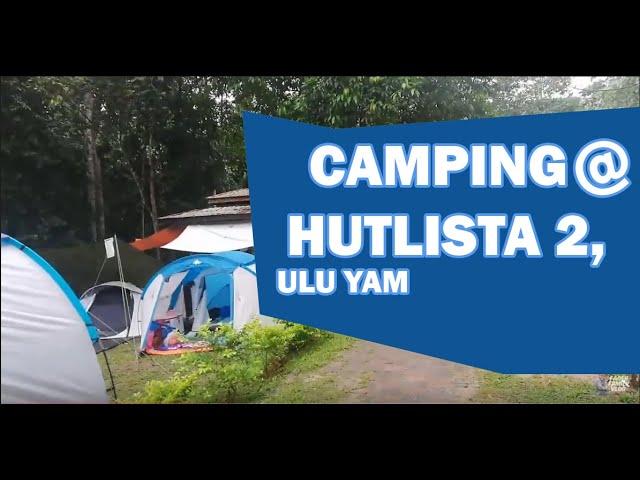Camping di Hutlista 2, Ulu Yam