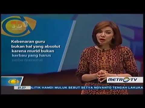 Cuplikan Kata Bijak Najwa Shihab Tentang Pendidikan Indonesia Youtube