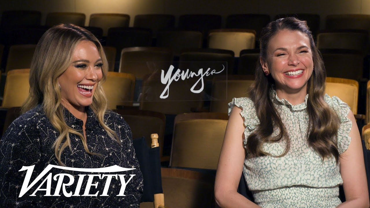 Hillary Duff and Sutton Foster on 'Younger' flipping the script on it's characters