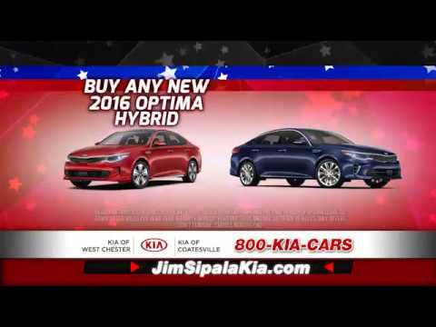 Jim Sipala's Kia of West Chester - President's Day Sales Event ...