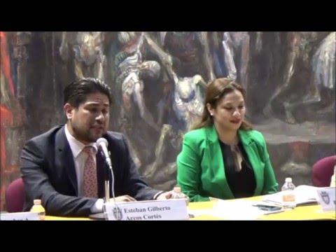 """Presentación de libro: """"El Sistema Penal Acusatorio y el Juicio de Amparo: Casos Prácticos""""."""
