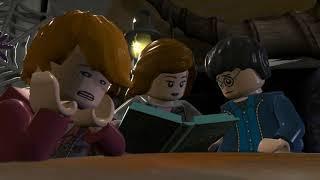 LEGO Harry Potter Years 5-7 Walkthrough Part 19 - Year 7 Deathly Hallows Part 5 - Lovegood