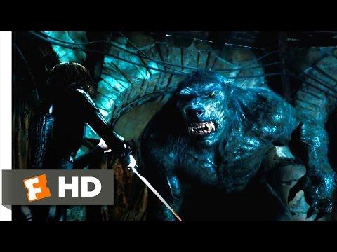Underworld: Awakening (6/10) Movie CLIP - Battling the Beast (2012) HD