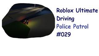 Roblox: Ultimatives Fahren | Polizeipatrouille #029 | Camaro schnell versenkt | [Huski/Deutsch]