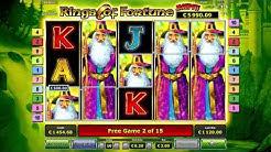 Rings Of Fortune - Mega Win