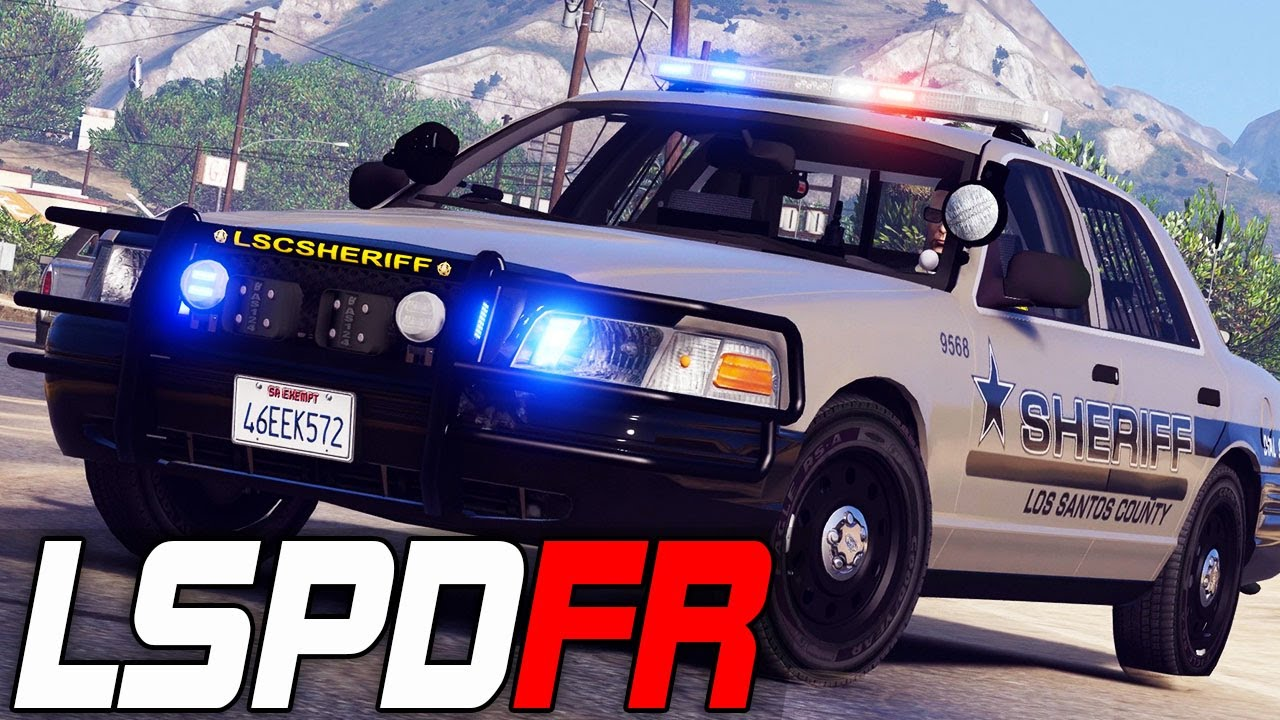 Ford Crown Victoria 2017 >> GTA 5 | LSPDFR 234 - Creek Brown (2011 Crown Victoria) - YouTube