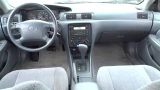 2000 Toyota Camry Conroe, The Woodlands, Spring, Tomball, Houston, TX X50441A