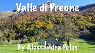 ITALIA: VALLE DI PREONE