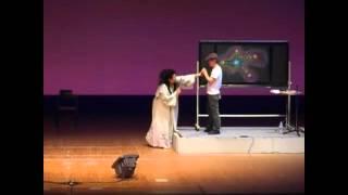 秋山峰男画伯、ミネハハさん、木村まさ子さんのジョイントコンサート「...