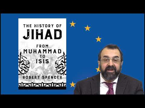 Robert Spencer: EU top dog says Islam will always be part of Europe - or else