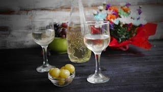 Настойка из винограда в домашних условиях - простой рецепт