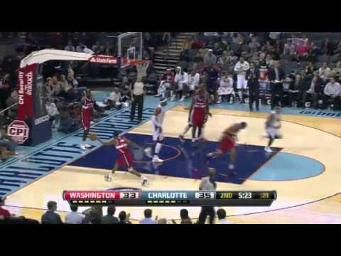 Washington Wizards vs. Charlotte Bobcats Full Highlights 13 November 2012