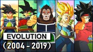 Evolution of Bardock (2004-2019) バーダック 進化の軌跡 【Dragon Ball ドラゴンボール】