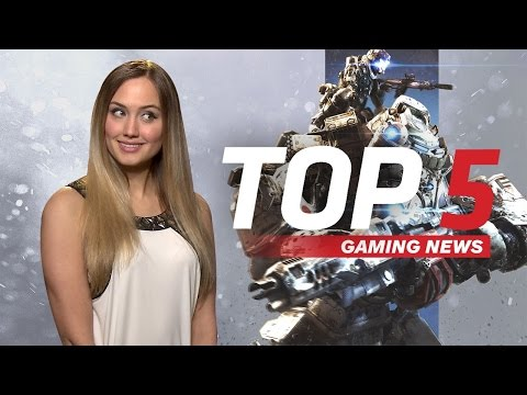 Titanfall Sequel Details and More, It's Your Top 5 News - IGN Daily Fix